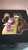 Ambika Roy Johri : Absolutely the best in its category. I got the Masha and the bear theme party supplies customised from the team. Not only did they do a fabulous job but made sure it got delivered promptly even after a shirt notice. I am looking forward to place many