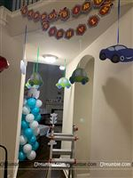 Venkat Reddy : Hi.. just wanted to share couple pics from my sons birthday. Everyone really liked the decorations