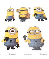 Minion Posters (Pack of 5)